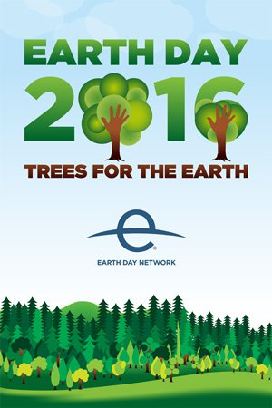 Earth Day 2016 Poster Earth Day Network