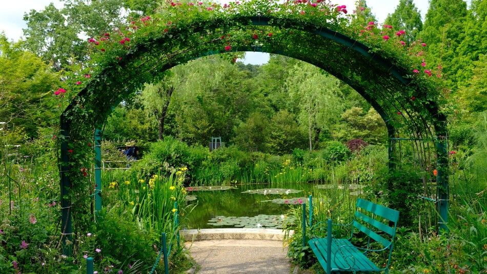 "Day 7 Kitagawa Village ""Monet\'s Garden"" – The Gardener\'s Notebook"