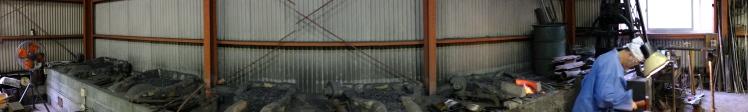 workshop kurogane otoya japan tradtional ironmaking blacksmithing (6)