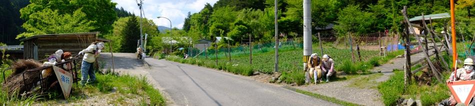 Kochi, Vine bridges, doll village , Japanese doll village, doll people japan (12)