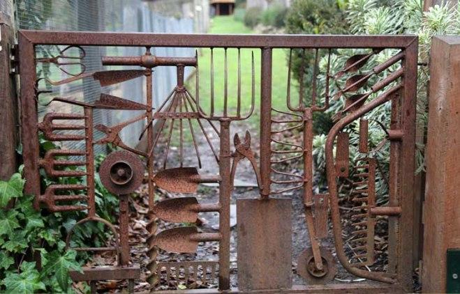 garden gate, garden ideas